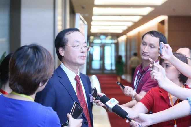 Bo truong Pham Hong Ha: Khong dung tung ca nhan nao vi pham hinh anh 1