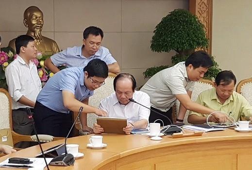 Xay dung Chinh phu dien tu ma 'ca tinh khong dam mua mot chiec iPad' hinh anh 2