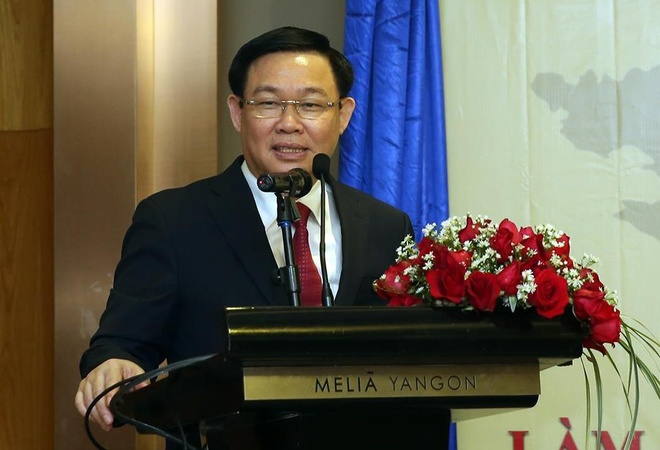 Pho thu tuong dong vien doanh nghiep Viet 'ben chi' dau tu o Myanmar hinh anh 1