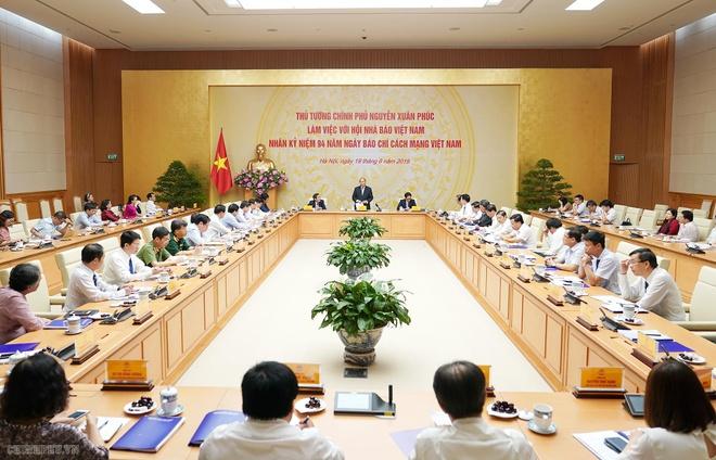 Thu tuong: Bao chi phai the hien dong chay chinh cua xa hoi hinh anh 3