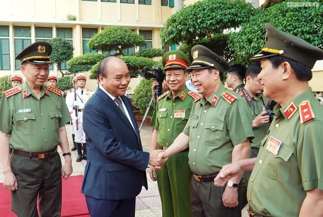 Thu tuong yeu cau Bo Cong an xu nghiem vi pham trong cong tac can bo hinh anh 1