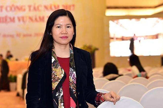 Ba Mai Thi Thu Van lam Pho chu nhiem Van phong Chinh phu hinh anh 1