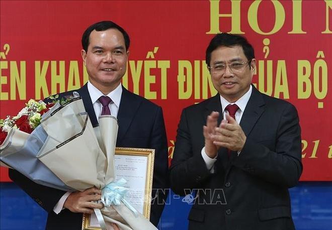 Bi thu Ha Nam lam Bi thu Dang doan Tong Lien doan Lao dong hinh anh 1