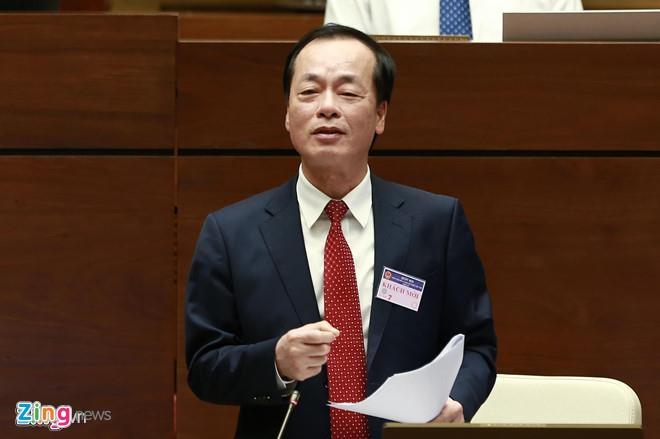 Bo Xay dung phu nhan dieu chinh quy hoach khu HH Linh Dam hinh anh 1