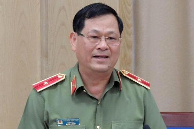 Tuong Nguyen Huu Cau: Cong an chiu ap luc vu be 6 tuoi to bi xam hai hinh anh 1