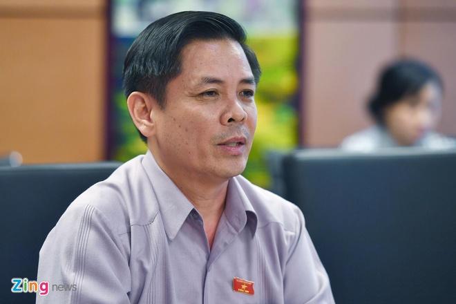Bo truong GTVT thoi lam thanh vien Uy ban Tai chinh - Ngan sach hinh anh 1
