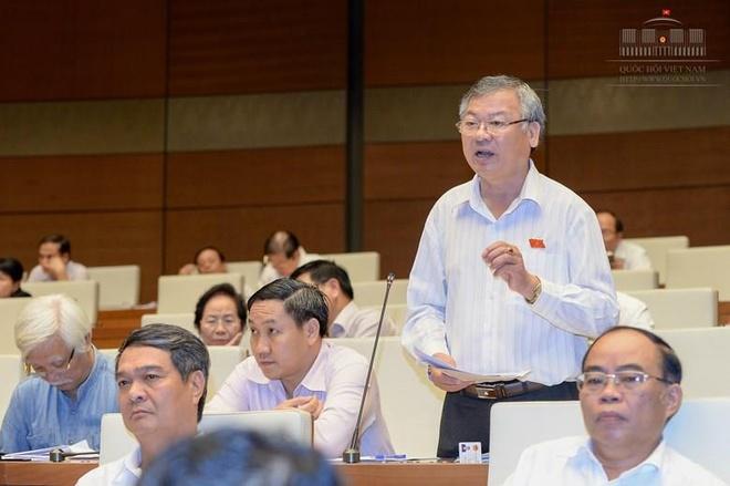 Truong ban Noi chinh Dong Nai Ho Van Nam xin thoi dai bieu Quoc hoi hinh anh 1