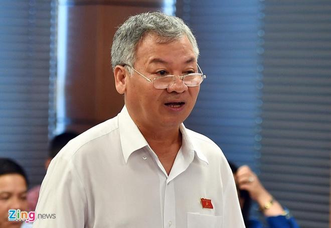 Ong Ho Van Nam khong con la dai bieu Quoc hoi hinh anh 1