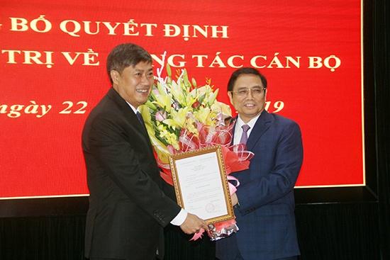 Ong Nguyen Huu Dong lam Bi thu Tinh uy Son La hinh anh 1