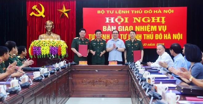 Điều động, bổ nhiệm 5 tướng quân đội