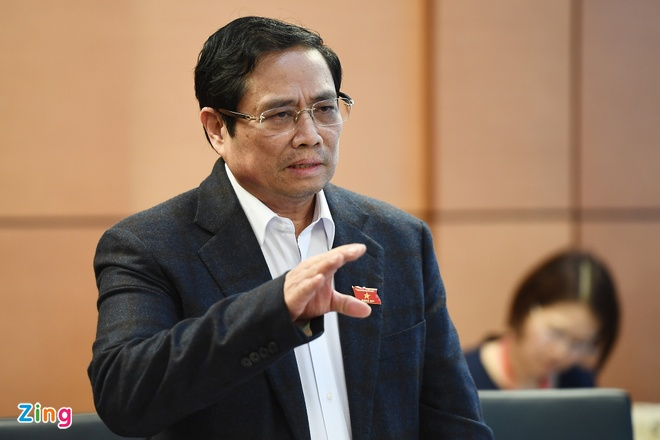 Ong Pham Minh Chinh: 'Giam 1% chi thuong xuyen la co 10.000 ty dau tu' hinh anh 1