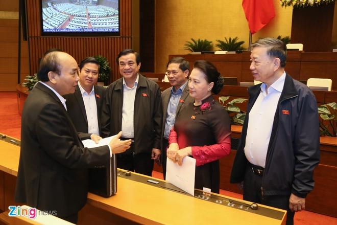 Thủ tướng và 4 bộ trưởng trả lời chất vấn trong 3 ngày