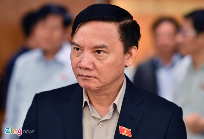 mien nhiem Chu nhiem Uy ban Phap luat anh 1