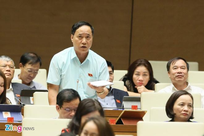 Có lãnh đạo bộ gây sức ép với đại biểu Quốc hội vì phát biểu trái ý