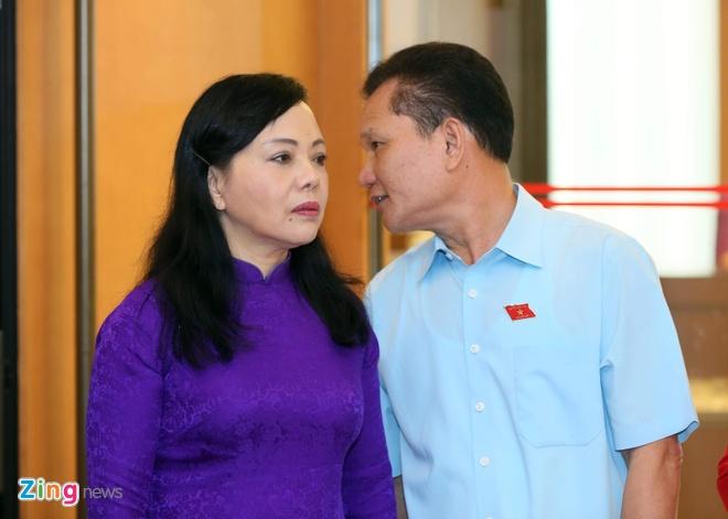 """""""Bà Nguyễn Thị Kim Tiến tạo ra thay đổi căn bản cho ngành y tế"""""""