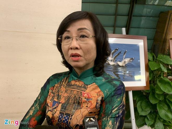 'Ba Nguyen Thi Kim Tien tao ra thay doi can ban cho nganh y te' hinh anh 3