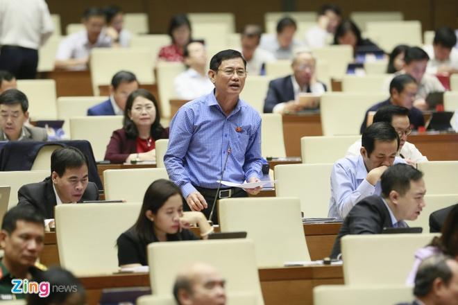 Dai bieu Quoc hoi: '8B Le Truc, HH Linh Dam thach thuc du luan' hinh anh 3