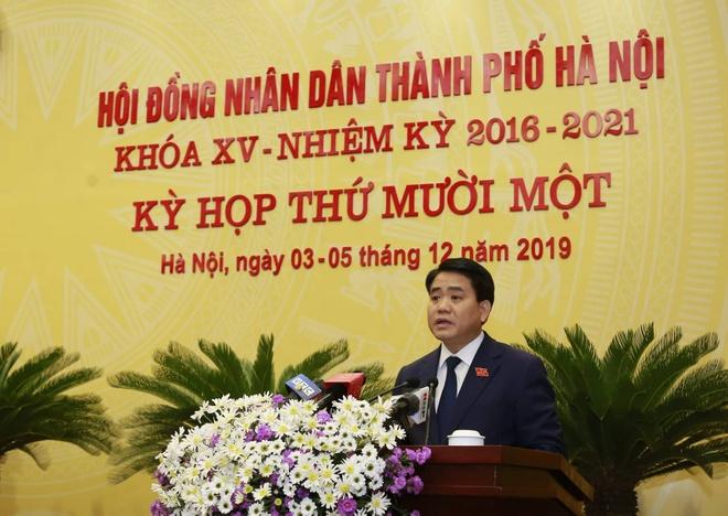 Chu tich Ha Noi noi ve 'phat bieu sai lam' cua Giam doc So Tai chinh hinh anh 1