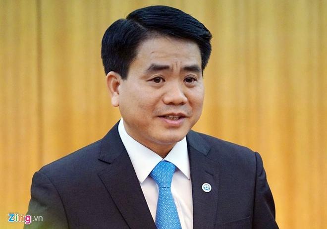 Chu tich Ha Noi Nguyen Duc Chung anh 1