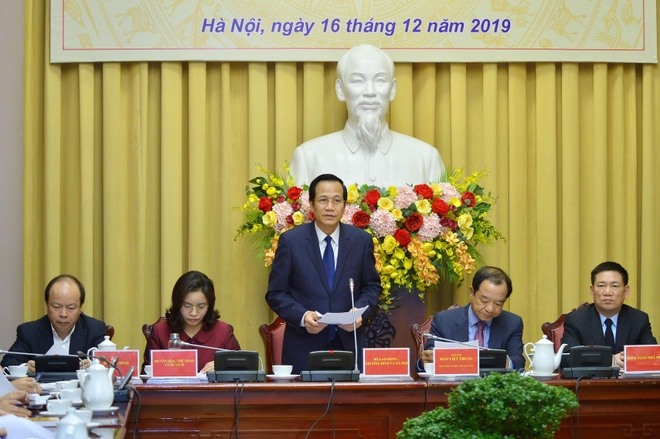 Bo truong chia se viec 'luong cua chong chuyen vao tai khoan vo' hinh anh 1 BT_Dao_Ngoc_Dung_(1).jpg