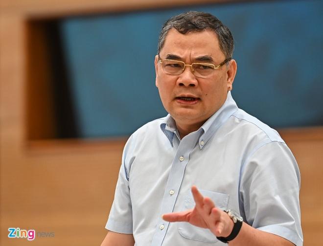 suc khoe ong Nguyen Duc Chung anh 1