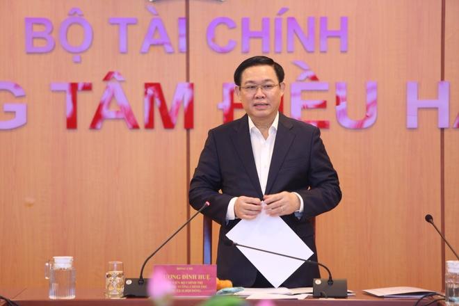 Pho thu tuong Vuong Dinh Hue de nghi co cau lai y thuc cong vu hinh anh 1 C12A9882.jpg