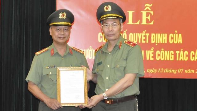 Tuong Do Van Hoanh lam Pho thu truong Co quan CSDT Bo Cong an hinh anh 1 photo_1_15785353219351563183625_1.jpg