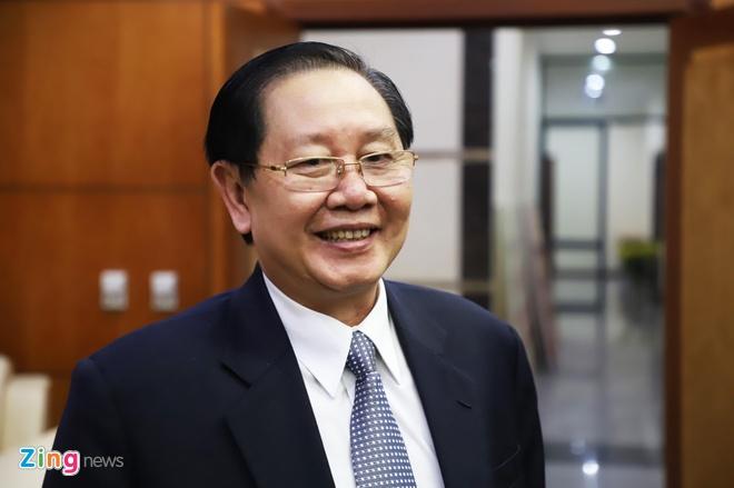 Bộ trưởng Nội vụ: Xem xét sáp nhập một số bộ, ngành trong nhiệm kỳ mới