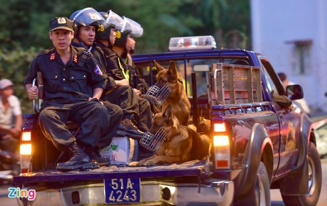 Bo Cong an quyet bat nghi can ban chet 5 nguoi trong dem nay hinh anh 1 canhkhuyen_zing.jpg