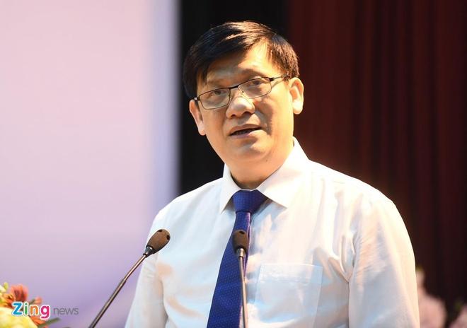 Thu tuong dieu dong ong Nguyen Thanh Long lam Thu truong Bo Y te hinh anh 1 VCNET_zing.jpeg