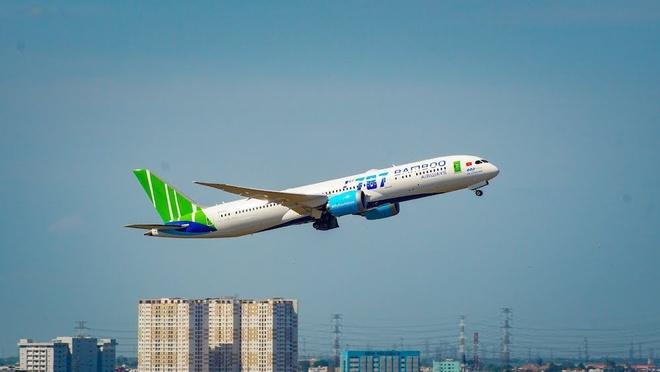 cap lai giay dang ky kinh doanh cho Bamboo Airways anh 1