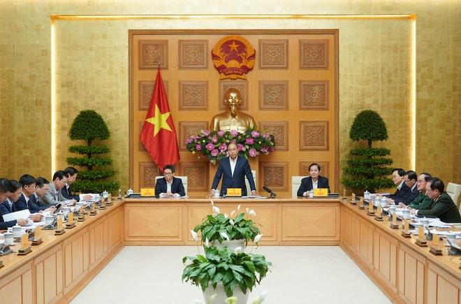 Thu tuong: Cai cach tien luong phai thuc su, khong chi bu truot gia hinh anh 1 NQH05024.jpg