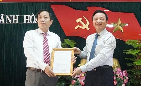 Ong Ha Quoc Tri lam Pho bi thu Khanh Hoa hinh anh 1 KhanhHoa.jpg