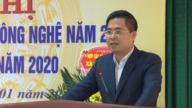 Pho chu tich Thai Binh lam Thu truong Bo KH&CN anh 1