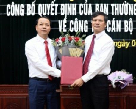 ong Nguyen Nhan Chinh thoi lam Bi thu Thanh uy Bac Ninh anh 1