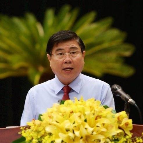 Thu tuong phe chuan mien nhiem Chu tich TP.HCM voi ong Nguyen Thanh Phong anh 1