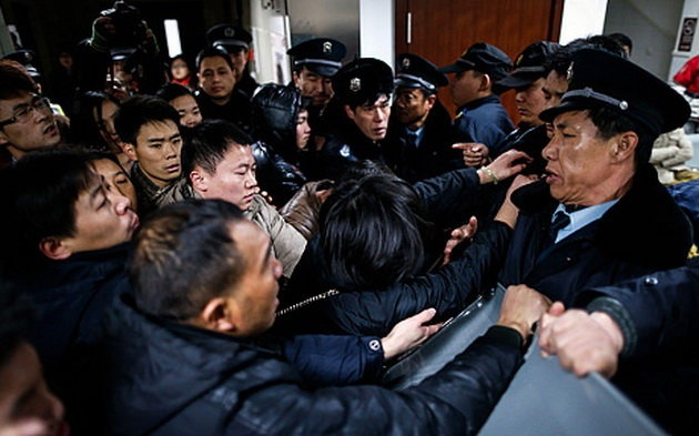 Giam dap dau nam o Thuong Hai khong phai do tien gia hinh anh
