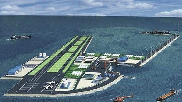 Bao Nga: Tham vong lanh tho cua Trung Quoc dang that bai hinh anh 1 Hành động cải tạo và xây dựng đảo trái phép của Trung Quốc ở Biển Đông đang gây căng thẳng trong khu vực.