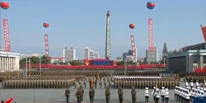 Nguoi Trieu Tien ho vang ten Kim Jong Un hinh anh 1