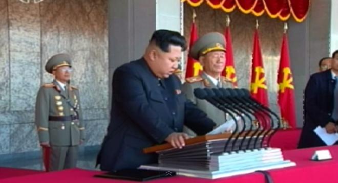 Nguoi Trieu Tien ho vang ten Kim Jong Un hinh anh 5