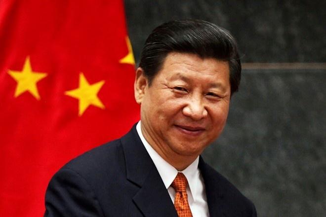 Trua nay Chu tich Trung Quoc den Ha Noi hinh anh 1 Chủ tịch Trung Quốc Tập Cận Bình. Ảnh: Tân Hoa Xã