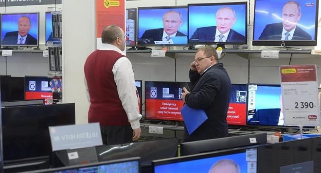 Putin bo ngo kha nang ung cu tong thong Nga nam 2018 hinh anh 1