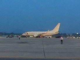 Air Force One cua Obama toi Ha Noi som hon du kien hinh anh 2