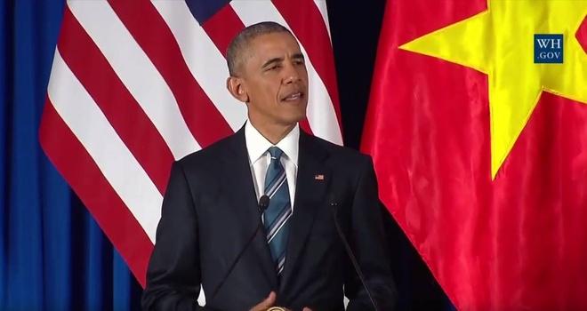 Tin Obama tai Ha Noi moi nhat anh 29