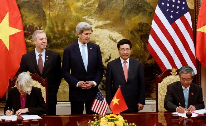 Tuong thuat Obama phat bieu ve quan he Viet - My hinh anh 10