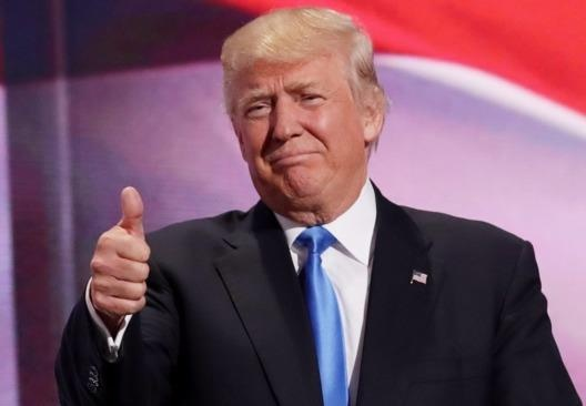 Ong Trump chinh thuc duoc de cu lam ung vien tong thong My hinh anh