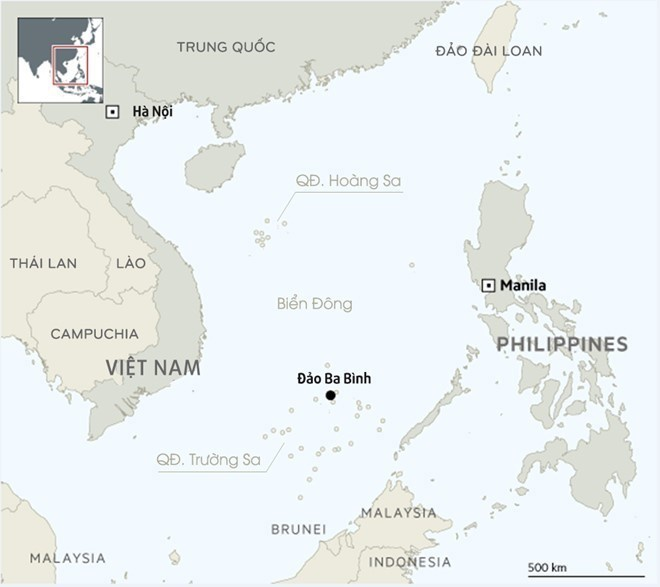 Viet Nam phan doi Dai Loan xay dung tren dao Ba Binh hinh anh 2