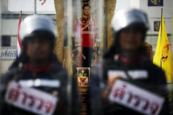 nha vua Thai Lan qua doi anh 14