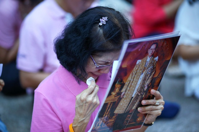 nha vua Thai Lan qua doi anh 6