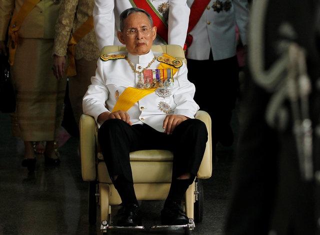 nha vua Thai Lan qua doi anh 3